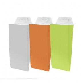Bolsas de papel - Sobre celulosa colores con autoadhesivo