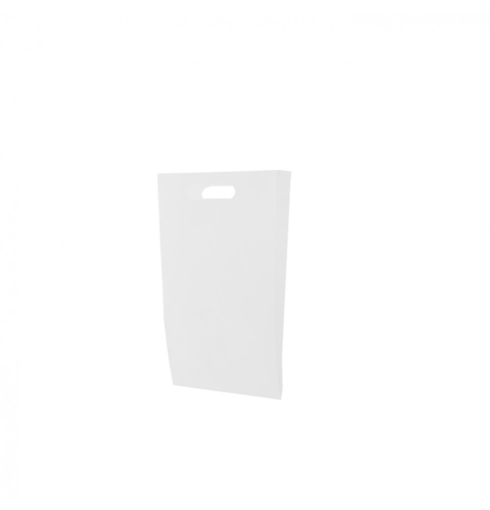 Bolsas de papel - Asa troquel celulosa comercio